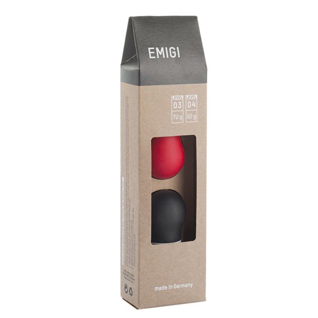 EMIGI(エミギ) ラブパール ヘビーセット level 03+04+グラマラスバタフライ ホット 12コ入セット